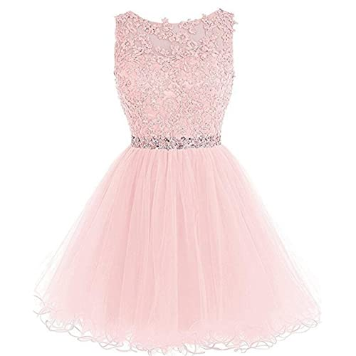 Light Pink Short Dress: Amazon.com