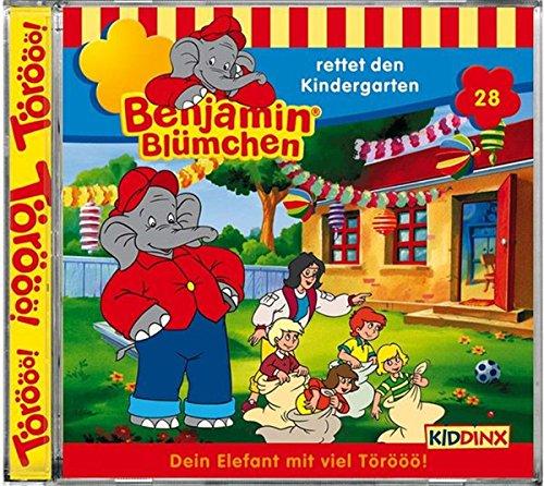 Folge 28: Benjamin rettet den Kindergarten