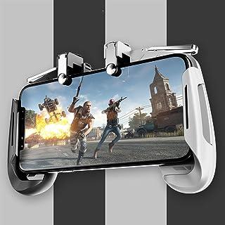 Controle de jogos móvel, controle portátil e gatilhos de gamepad para jogos móveis PUBG (controlador de jogo móvel – AK16)