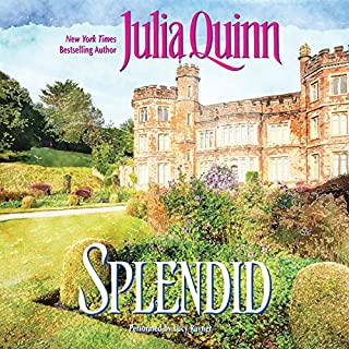Splendid     Blydon, Book 1              By:                                                                                                                                 Julia Quinn                               Narrated by:                                                                                                                                 Lucy Rayner                      Length: 13 hrs and 25 mins     165 ratings     Overall 4.1
