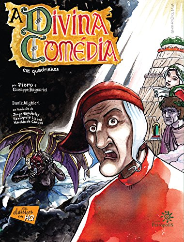 A divina comédia em quadrinhos (Clássicos em HQ)