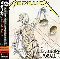 And Justice for All (Mini Lp Sleeve) by Metallica