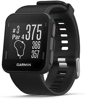 Garmin Approach S10 - Lightweight GPS Golf Watch, Black, 010-02028-00