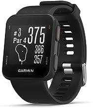 Garmin Approach S10 Lightweight GPS Golf Watch (Black)
