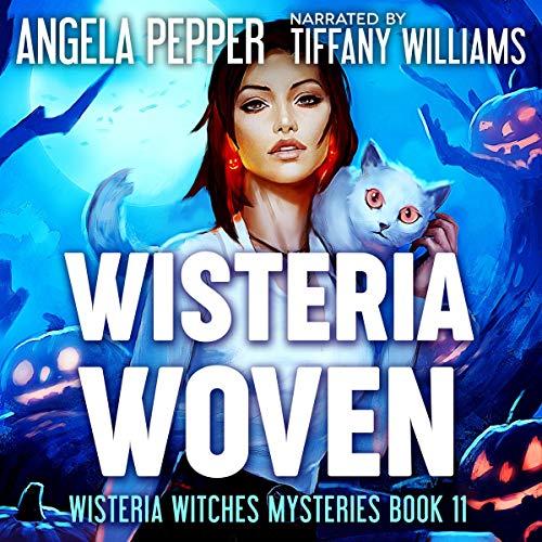 Wisteria Woven audiobook cover art