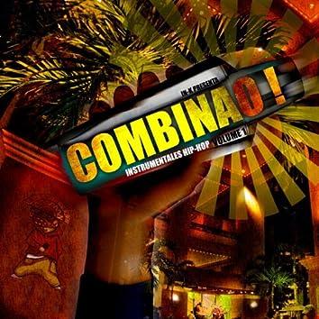 Combinao, vol. 1 (Instrumentales hip-hop)