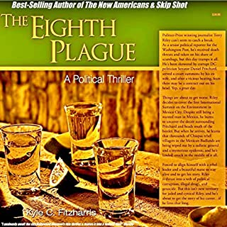 The Eighth Plague audiobook cover art