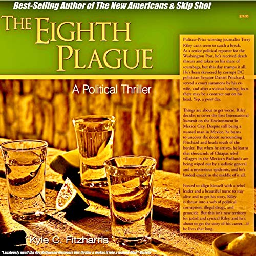 The Eighth Plague audiobook cover art
