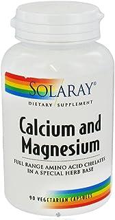 Calcium Magnesium Full Range Amino Acid Chelates in a Special Herb Base (90 Capsules)