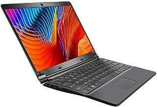 2020年 0.9kg超薄軽量11.6インチ メモリ8GB Win10搭載ノートPC (HDD容量(64GB), ブラック)