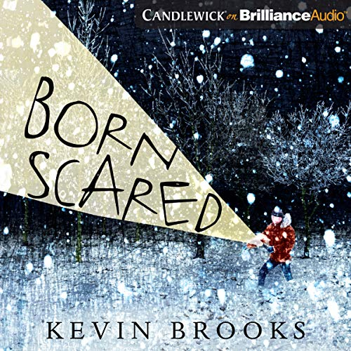 Born Scared audiobook cover art