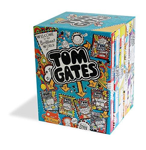 Tom Gates Extra Special Box Set