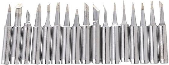 punta de soldador 900M-T para 936 SAIKE ATTEN AOYUE KADA YIHUA estaci/ón de soldadura de soldadura de hierro MENGCORE 10 piezas carcasa de hierro//lote sin plomo