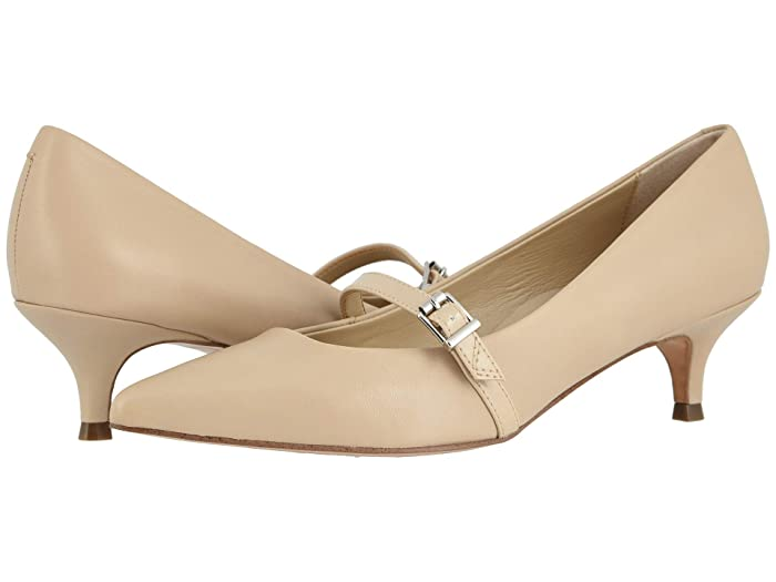 VIONIC  Minnie Leather Patent (Nude) Womens  Shoes