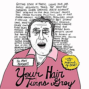 So Many Reasons Your Hair Turns Grey