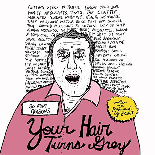 So Many Reasons Your Hair Turns Grey (Single)