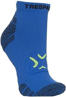 Trespass Unisex Olrun Socks, Blu Acceso, Uk 4-7