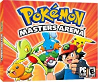 Pokemon Masters Arena (Jewel Case) (輸入版)