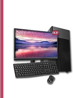 "PC Gamer Completo A8-9600, 8GB RAM DDR4, HD SSD 240GB, Vídeo Radeon R7, Monitor 18,5"", Wi-Fi, Headset, Teclado e Mouse!!"