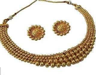 Shreenath Traditional Gold Plated Jewellery (S - 048)