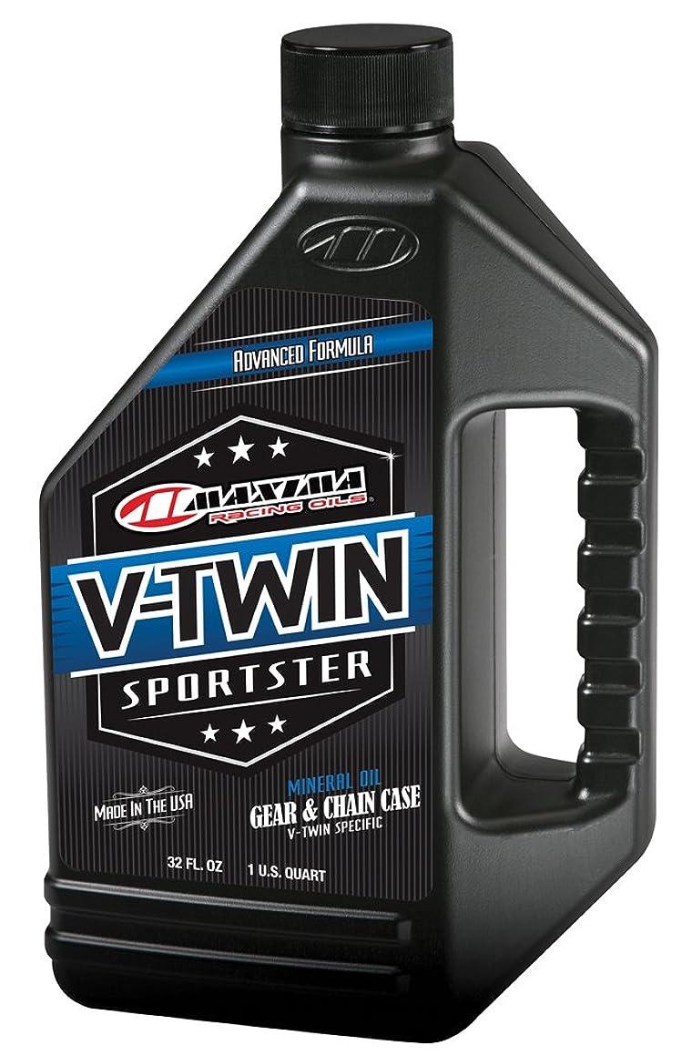 Maxima Racing Oils 40-03901 V-Twin Sporster Gear/Chain Oil - 32 fl. oz.