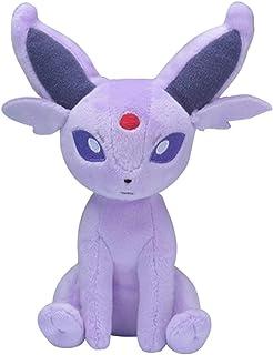 Pokémon Center: Sitting Cuties Espeon Poké Plush, 6 Inch