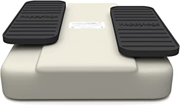happylegs Premium - The Seated Walking Machine with Remote Control + Foot Straps. The Best Passive Leg Exerciser Worldwide