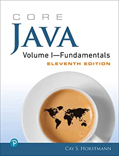 Core Java Volume I--Fundamentals, 1 (Core Series)