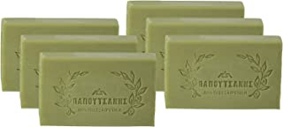 PureNature Olivenölseife Sparpack 6 x 125 g