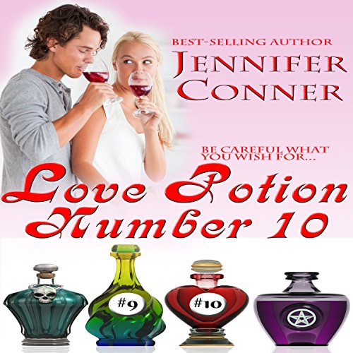 Love Potion Number 10                   By:                                                                                                                                 Jennifer Conner                               Narrated by:                                                                                                                                 Bailey Varness                      Length: 1 hr and 10 mins     Not rated yet     Overall 0.0
