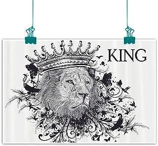 lion king poster bikini