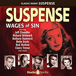 Suspense: Wages of Sin cover art