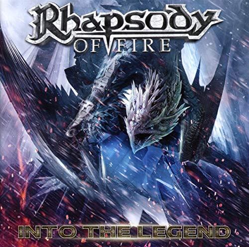 Rhapsody of Fire: Into the Legend (Audio CD)