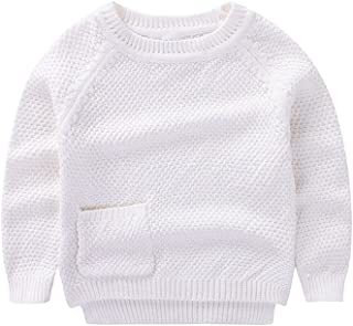 Amazon.com: Baby Girls' Sweaters - Whites / Sweaters / Clothing: Clothing,  Shoes & Jewelry
