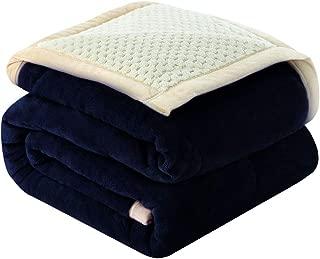 Best full size no sew fleece blanket Reviews