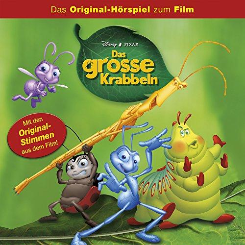 Das grosse Krabbeln (Das Orginal-Hörspiel zum Film)