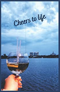 Notebook Cheers to Life - We Real