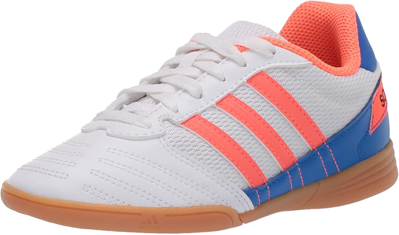 adidas Unisex-Child Super Sala Soccer Shoe