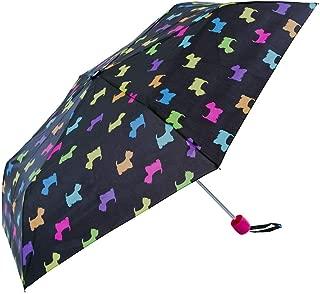 Paraguas Plegable Compacto Estampado de Animales Paraguas Plegable Ligero Mini Paraguas Paraguas Plegable de Viaje