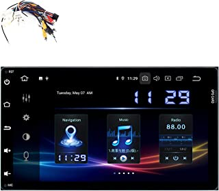 Dasaita 9 Android 9.0 Double Din Car Stereo for Toyota Camry Corolla Tacoma Sienna 2016 2017 2018 Bluetooth 5.0 Audio Radio GPS Navigation Multimedia Music Video Player DSP Hexa Core 4G 64G