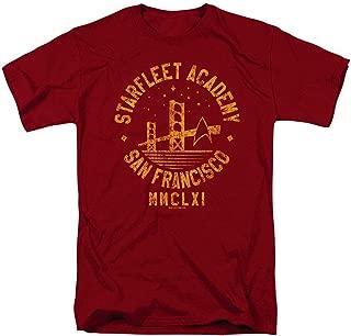 Star Trek Starfleet Academy T Shirt & Stickers