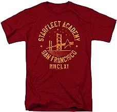 Popfunk Star Trek Starfleet Academy T Shirt & Stickers