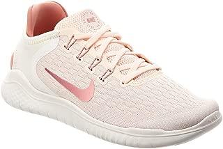 Nike Women's Free RN 2018 Running Shoe (9.5, Guava Ice/Rust Pink-sail-Pink Tint)