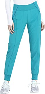 Cherokee Women's Infinity Ck110A Mid Rise Tapered Leg Jogger Pant