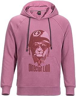 EXCELLENT ELITE SPANKER Casual Hooded Pullover Cotton Sweatshirt Fleece for Men