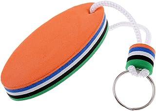 2 x Schlüsselanhänger mit Schlüsselring Schwimmend Für Kanu Kajak Bootsport
