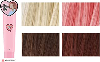 3CE Treatment Hair Tint 5 colors to choose / Newly Launched / Hair color / Stylenanda (Baby Pink)