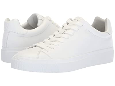 rag & bone RB1 Low Top Sneakers (White) Men
