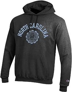 NCAA Men's Hoodie Sweatshirt Charcoal Seal