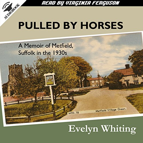 Pulled by Horses audiobook cover art